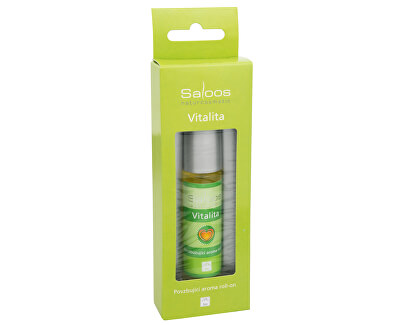 Bio Aroma roll-on - Vitalita 9 ml