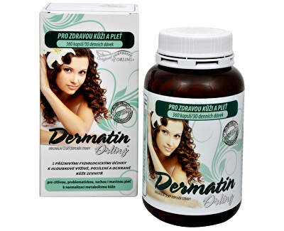 Orling Dermatin 360 kapslí
