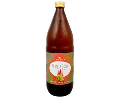 Allnature Aloe ferox - divoká aloe 1 l