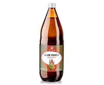 Aloe ferox - divoká aloe 1 l - SLEVA - poškozená etiketa