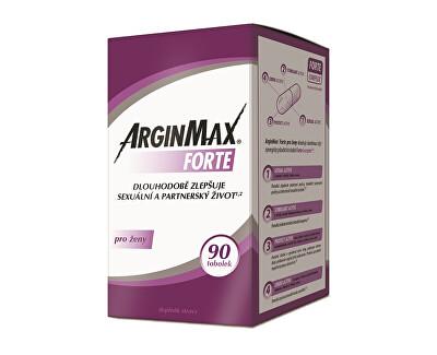 ArginMax Forte pro ženy 90 tob.