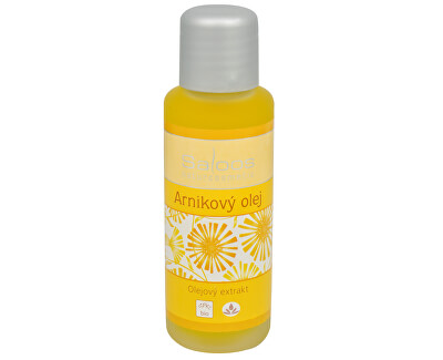 Saloos Bio Arnikový olej (olejový extrakt)