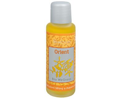 Bio Wellness exkluzivní tělový a masážní olej - Orient 50 ml