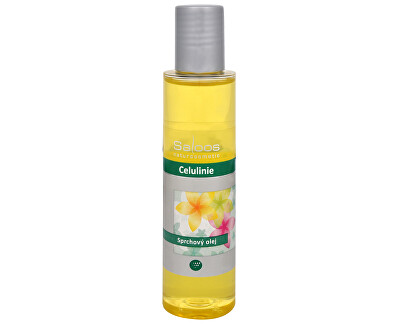 Sprchový olej - Celulinie