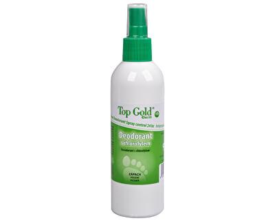 TopGold - deodorant s chlorofylem a Tea Tree Oil (na nohy) 150 g