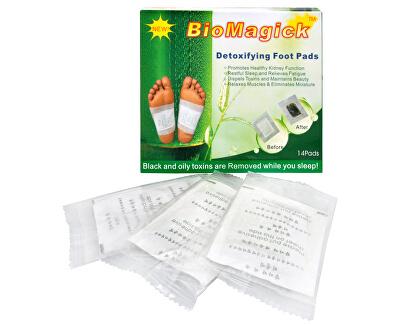 Plasturi pentru detoxifiere BioMagick 14 bucăți