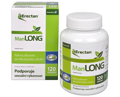 Herbo Medica Erectan ManLONG 120 tob.