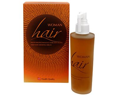 Hair Woman - fyto-biotechnologické sérum na omlazení a podporu růstu vlasů pro ženy 125 ml