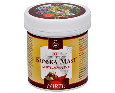 Herbamedicus Koňská mast Forte hřejivá 500 ml