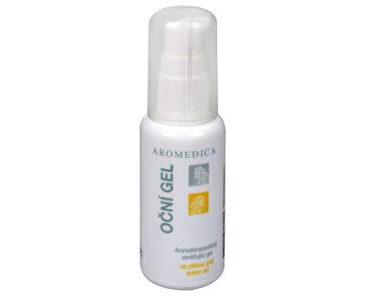 Oční gel - aromaterapeutický osvěžující gel na citlivou pleť kolem očí 50 ml