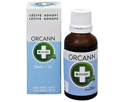 Annabis Orcann - konopná ústna voda 30 ml