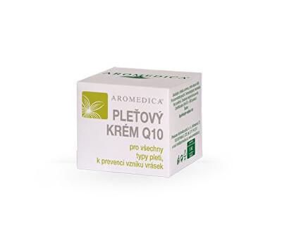 Aromedica Pleťový krém s koenzymem Q10 proti vráskám 50 ml
