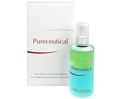Pureceutical - dvojfázový čisticí roztok na zesvětlení pigmentových skvrn 125 ml