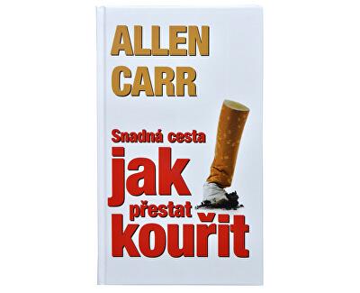 Knihy Snadná cesta jak přestat kouřit  (Allen Carr)