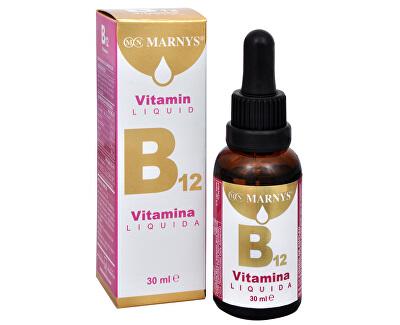 Tekutý vitamín B12 30 ml