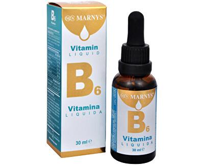 Tekutý vitamín B6 30 ml