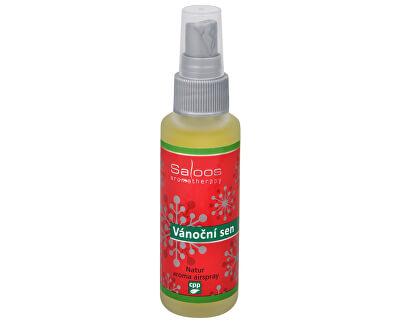 Saloos Natur aroma airspray - Vánoční sen (přírodní osvěžovač vzduchu) 50 ml