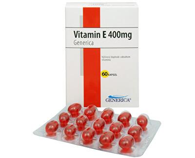 Vitamina E 400 mg 60 capsule