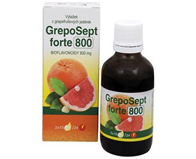 GrepoSept forte 800 kapky