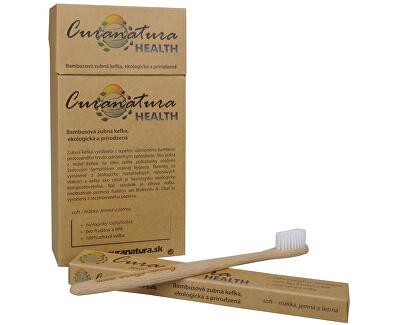 Zdravý zubní kartáček Curanatura 12 ks