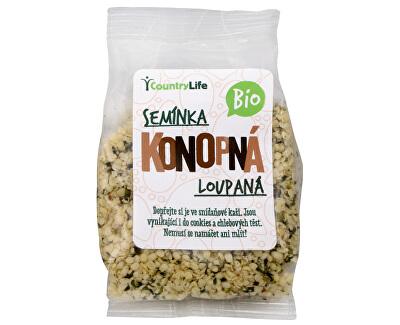 Country Life Bio Konopné semínko loupané 100 g