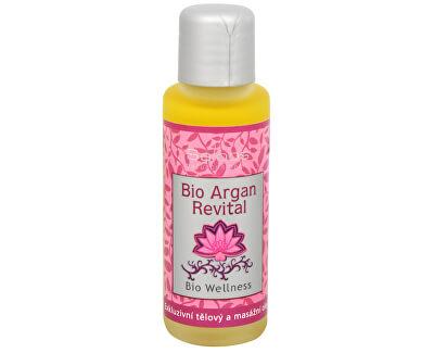 Saloos Bio Wellness exkluzivní tělový a masážní olej - Argan Revital