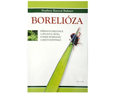 Knihy Borelióza (Stephen Harrod Buhner)