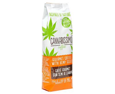 Monvitaly Káva Cannabissimo Coffee mletá 250 g