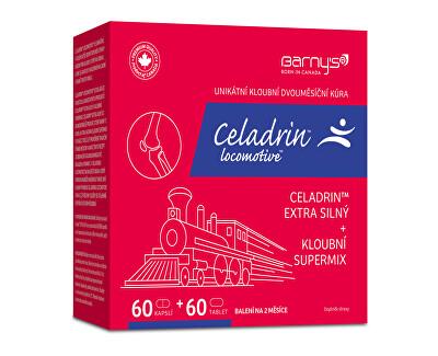 Barny´s Celadrin Locomotive 60 kapsúl + 60 tabliet