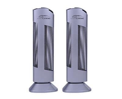 Högner Čistička vzduchu Ionic-CARE Triton X6 2 ks (zvýhodněné dvojbalení)