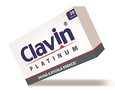 Clavin Platinum 20 tob