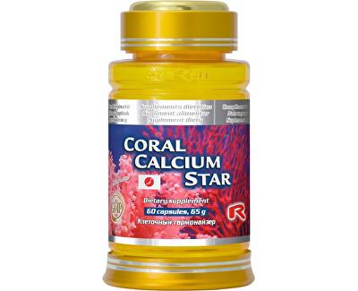 CORAL CALCIUM STAR 60 kapslí