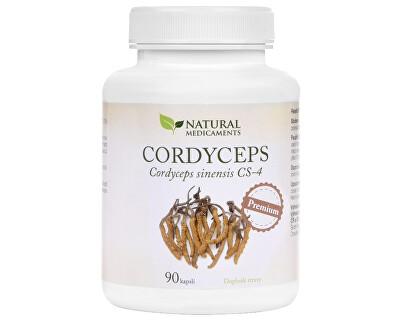 Cordyceps Premium 90 kapsúl