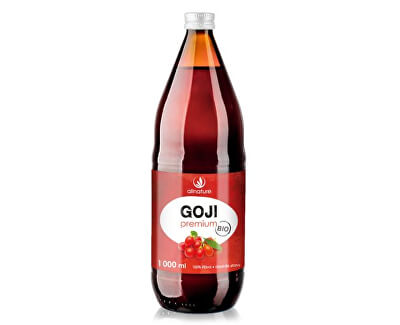 Goji  Premium - 100% suc organic 1000 ml