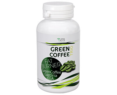 DoktorBio Green Coffee Trio 90 kapsúl