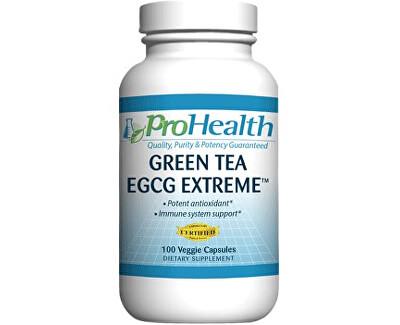 Green Tea EGCG Extreme - extrakt ze zeleného čaje 100 kapslí