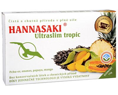 Hannasaki UltraSlim - čajová zmes 3 x 25 g