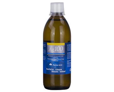 Pharma Activ Koloidní stříbro Ag100 (10ppm)