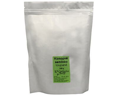 Delibutus Konopné semínko loupané 500 g