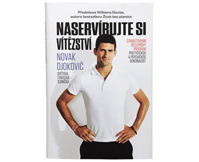 Naservírujte si vítězství (Novak Djokovič) - SLEVA - poškozený obal