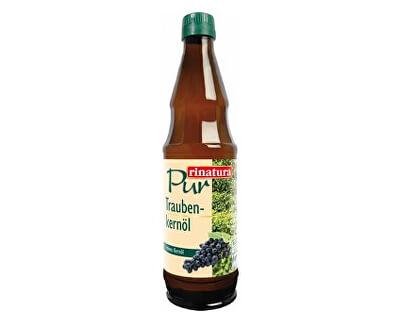 Rinatura Olej z hroznových semínek 500 ml