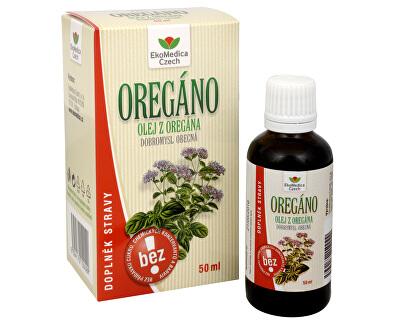 Oregáno (Pamajorán obyčajný) - olej 50 ml