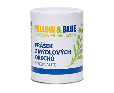Yellow & Blue Prášek z mýdlových ořechů v bio kvalitě