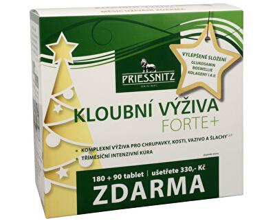 Nutriție comun Priessnitz Forte + Colagen 180 tbl. + 90 TBL. GRATUIT