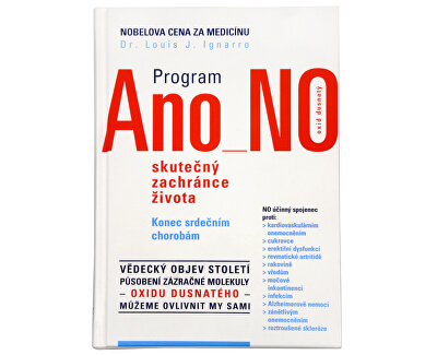 Knihy Program Ano NO (Dr. Luis J. Ignarro)
