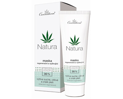 Regenerační a vyživujicí maska Natura 75 g
