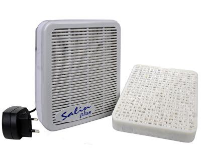 Salin Salin Plus solný přístroj pro čištění vzduchu + náhradní blok Salin Plus