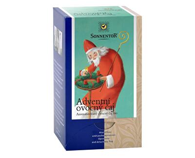 Sonnentor Bio Adventný ovocný čaj 50,4g dvojkomorový