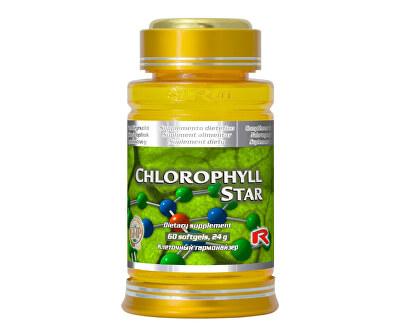Starlife CHLOROPHYLL STAR 60 tob.