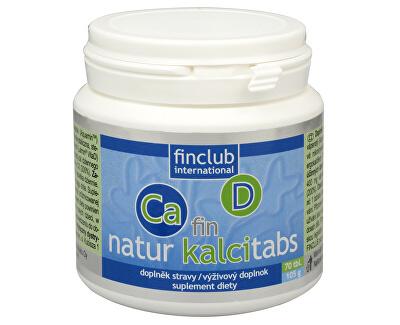 Fin Natur Kalcitabs 70 tbl.